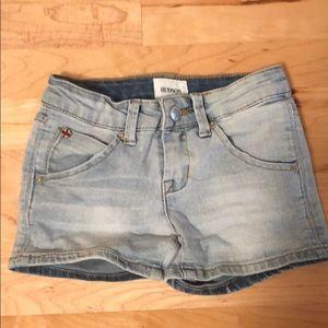 Hudson girls shorts